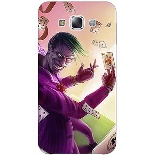 1 Crazy Designer Joker Back Cover Case For Samsung Galaxy A7 C431441