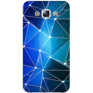 1 Crazy Designer Crystal Prism Back Cover Case For Samsung Galaxy A7 C431446