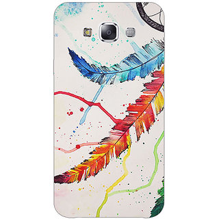 1 Crazy Designer Dream Catcher  Back Cover Case For Samsung Galaxy E5 C440195