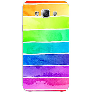 1 Crazy Designer Shades Of Life Pattern Back Cover Case For Samsung Galaxy A7 C430250