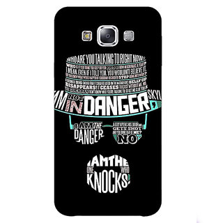 1 Crazy Designer Breaking Bad Heisenberg Back Cover Case For Samsung Galaxy E5 C440433
