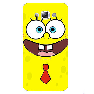 1 Crazy Designer Spongebob Back Cover Case For Samsung Galaxy E5 C440461