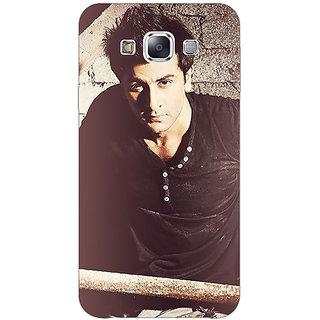 1 Crazy Designer Bollywood Superstar Ranbir Kapoor Back Cover Case For Samsung Galaxy E5 C440903