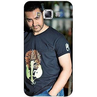 1 Crazy Designer Bollywood Superstar Aamir Khan Back Cover Case For Samsung Galaxy E5 C440918