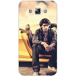 1 Crazy Designer Bollywood Superstar Arjun Kapoor Back Cover Case For Samsung Galaxy E5 C440919