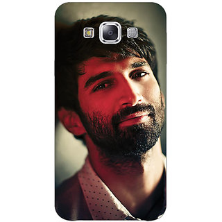 1 Crazy Designer Bollywood Superstar Aditya Roy Kapoor Back Cover Case For Samsung Galaxy E5 C440925