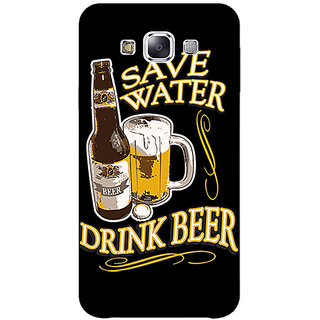 1 Crazy Designer Beer Quote Back Cover Case For Samsung Galaxy A7 C431235