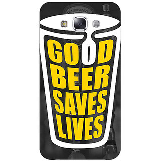 1 Crazy Designer Beer Quote Back Cover Case For Samsung Galaxy A7 C431250