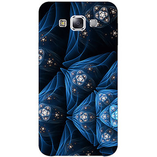 1 Crazy Designer Abstract Design Pattern Back Cover Case For Samsung Galaxy A7 C431513