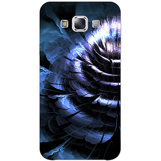 1 Crazy Designer Abstract Flower Pattern Back Cover Case For Samsung Galaxy A7 C431519