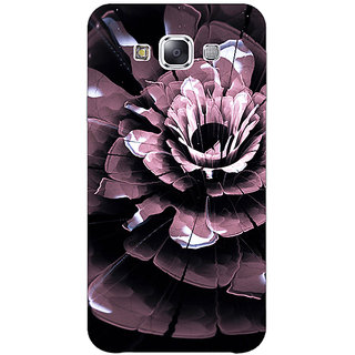 1 Crazy Designer Abstract Flower Pattern Back Cover Case For Samsung Galaxy A7 C431522
