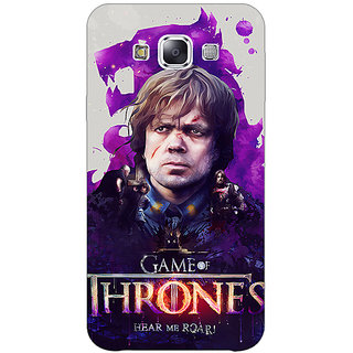 1 Crazy Designer Game Of Thrones GOT House Lannister Tyrion Back Cover Case For Samsung Galaxy A7 C431546