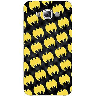 1 Crazy Designer Superheroes Batman Dark knight Back Cover Case For Samsung Galaxy E5 C440012
