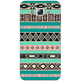 1 Crazy Designer Aztec Girly Tribal Back Cover Case For Samsung Galaxy E5 C440065