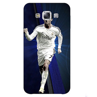 1 Crazy Designer Cristiano Ronaldo Real Madrid Back Cover Case For Samsung Galaxy E5 C440316