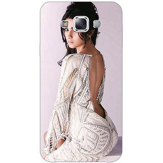 1 Crazy Designer Bollywood Superstar Alia Bhatt Back Cover Case For Samsung Galaxy E5 C440972