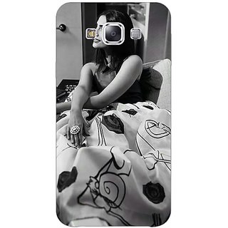 1 Crazy Designer Bollywood Superstar Sonam Kapoor Back Cover Case For Samsung Galaxy E5 C440974