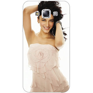 1 Crazy Designer Bollywood Superstar Shruti Hassan Back Cover Case For Samsung Galaxy E5 C440985