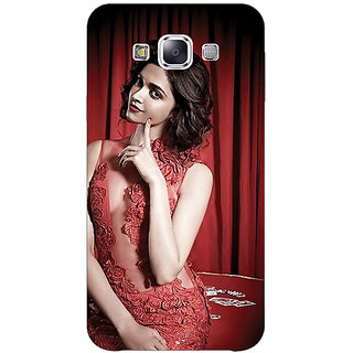 1 Crazy Designer Bollywood Superstar Deepika Padukone Back Cover Case For Samsung Galaxy E5 C441002