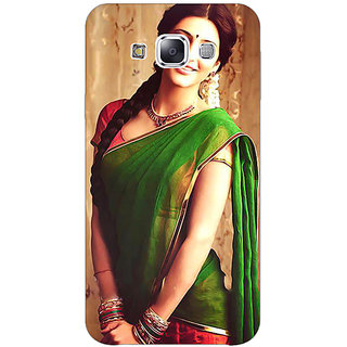 1 Crazy Designer Bollywood Superstar Shruti Hassan Back Cover Case For Samsung Galaxy E5 C441017