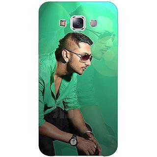 1 Crazy Designer Bollywood Superstar Honey Singh Back Cover Case For Samsung Galaxy E5 C441177