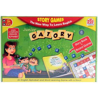 Madrat Games Gatory Junior Board Game
