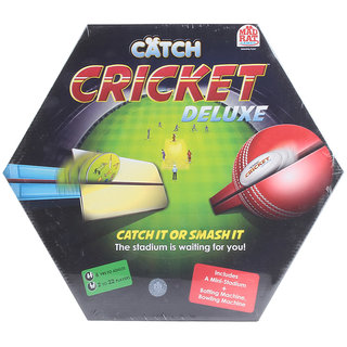 Madrat Games Catch Cricket Deluxe Board Game