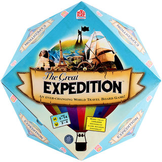 Madrat Games The Great Expedition Board Game
