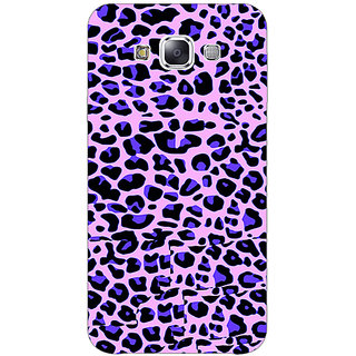 1 Crazy Designer Cheetah Leopard Print Back Cover Case For Samsung Galaxy E5 C440079