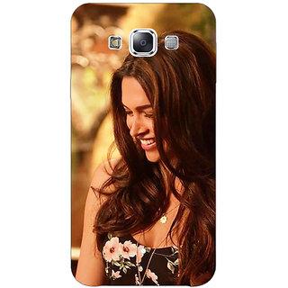 1 Crazy Designer Bollywood Superstar Deepika Padukone Back Cover Case For Samsung Galaxy E5 C441032