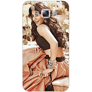 1 Crazy Designer Bollywood Superstar Chitrangada Singh Back Cover Case For Samsung Galaxy E5 C441035