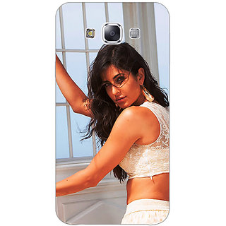 1 Crazy Designer Bollywood Superstar Katrina Kaif Back Cover Case For Samsung Galaxy E5 C441077