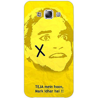 1 Crazy Designer Bollywood Superstar Andaz Apna Apna Teja Back Cover Case For Samsung Galaxy E5 C441078