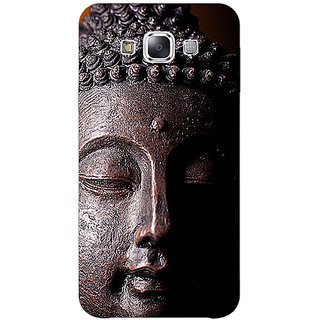1 Crazy Designer Gautam Buddha Back Cover Case For Samsung Galaxy E5 C441285
