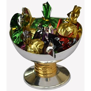 Candy Bowl with assorted chocolates