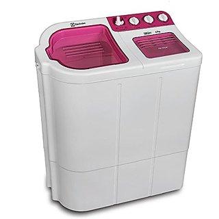 JP ELECTRONICS Electrolux Euro Glitz ES67GZLP (6.7kg) Washing Machine