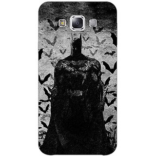 1 Crazy Designer Superheroes Batman Dark knight Back Cover Case For Samsung Galaxy A5 C450008