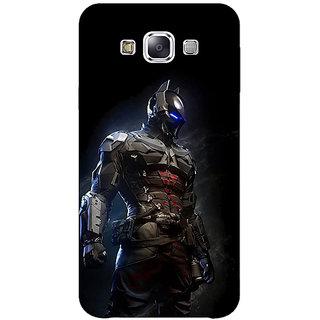 1 Crazy Designer Superheroes Batman Dark knight Back Cover Case For Samsung Galaxy A5 C450009