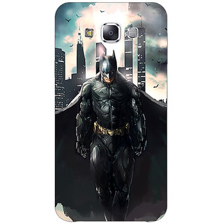 1 Crazy Designer Superheroes Batman Dark knight Back Cover Case For Samsung Galaxy A5 C450013