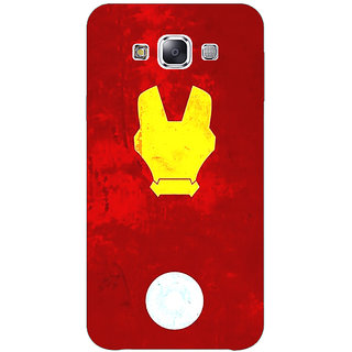 1 Crazy Designer Superheroes Ironman Back Cover Case For Samsung Galaxy A5 C450021