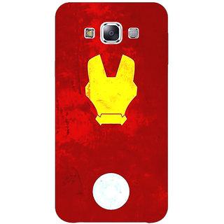 1 Crazy Designer Superheroes Ironman Back Cover Case For Samsung Galaxy A5 C450021