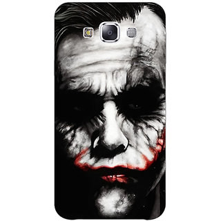1 Crazy Designer Villain Joker Back Cover Case For Samsung Galaxy A5 C450024
