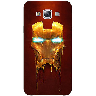 1 Crazy Designer Superheroes Ironman Back Cover Case For Samsung Galaxy A5 C450025