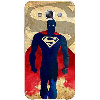 1 Crazy Designer Superheroes Superman Back Cover Case For Samsung Galaxy A5 C450040