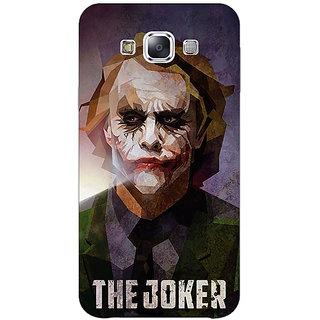 1 Crazy Designer Villain Joker Back Cover Case For Samsung Galaxy A5 C450049
