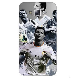 1 Crazy Designer Cristiano Ronaldo Real Madrid Back Cover Case For Samsung Galaxy A5 C450307