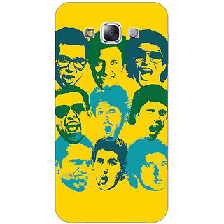 1 Crazy Designer Bollywood Superstar ZNMD Back Cover Case For Samsung Galaxy E5 C441099