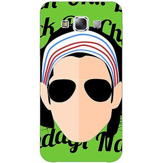 1 Crazy Designer Bollywood Superstar Rock On Back Cover Case For Samsung Galaxy E5 C441100
