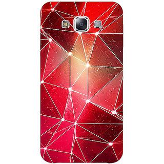 1 Crazy Designer Crystal Prism Back Cover Case For Samsung Galaxy E5 C441413