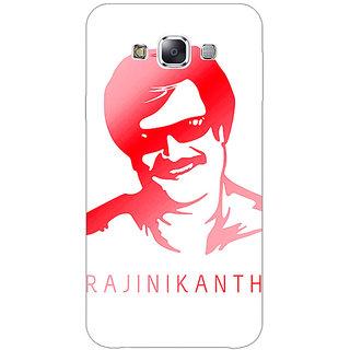 1 Crazy Designer Rajni Rajanikant Back Cover Case For Samsung Galaxy E5 C441493